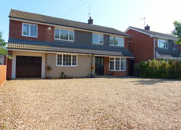 Thumbnail 4 bedroom detached house for sale in Fulbridge Road, Peterborough