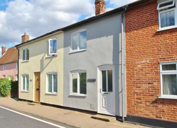 Thumbnail 2 bedroom terraced house for sale in Rickinghall, Diss, Suffolk
