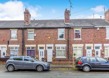 Thumbnail 2 bed terraced house for sale in Woodgate Street, Stoke-On-Trent