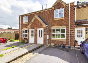 Thumbnail 2 bed terraced house for sale in Lancaster Drive, Market Rasen