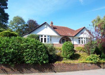 Stevenson Crescent, Lower Parkstone, Poole BH14. 4 bed detached house