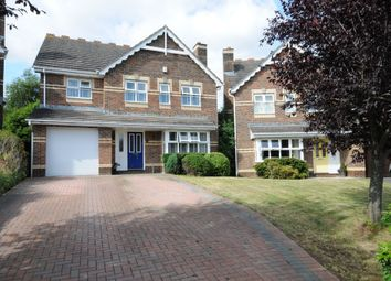 Thumbnail 4 bed detached house for sale in Scott Walk, Bridgyate, Bristol