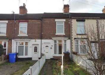 Thumbnail 2 bed terraced house to rent in Lansdowne Terrace, Burton-On-Trent