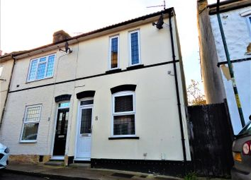 Thumbnail 3 bed terraced house for sale in West Street, Strood, Rochester