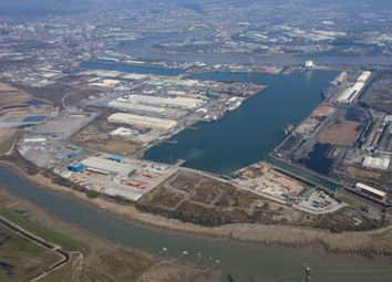 Thumbnail Industrial to let in Land & Warehousing At Port Of Newport Port Of Newport, Newport