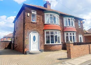 Thumbnail 3 bed semi-detached house for sale in Grasmere Avenue, Acklam, Middlesbrough