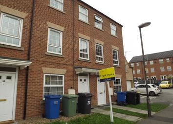 Thumbnail 3 bed property to rent in Haslam Court, Stone Gravels, Chesterfield.