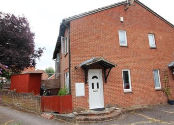 Thumbnail 1 bed end terrace house to rent in Rushmoor Gardens, Calcot, Reading