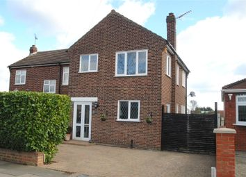 Thumbnail 3 bedroom semi-detached house for sale in Severn Drive, Upminster