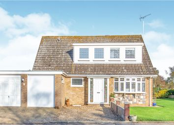 Thumbnail 4 bed detached house for sale in Compit Hills, Cromer
