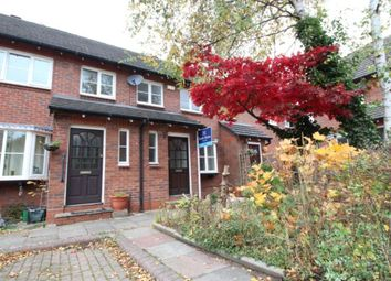 Thumbnail 3 bed terraced house to rent in Sutton Close, Macclesfield