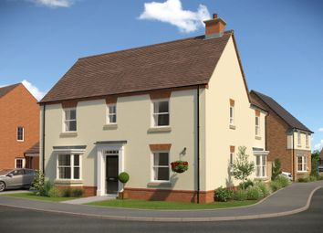 "Thumbnail 4 bedroom detached house for sale in ""Layton"" at Fox Lane, Green Street, Kempsey, Worcester"