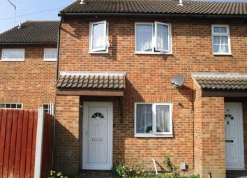 Thumbnail 2 bed terraced house to rent in Manorfield, Ashford, Kent