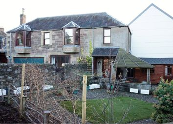 Thumbnail 3 bed detached house for sale in Meadow Place, Crieff