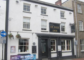 Thumbnail Pub/bar for sale in Old Market Street, Neath Port Talbot