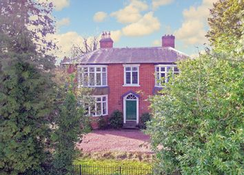Thumbnail 4 bed detached house for sale in Church Hill House, Church Street, Claverley