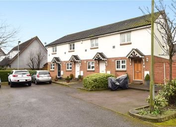 Thumbnail 2 bed terraced house for sale in Pinewood Mews, Oaks Road, Stanwell