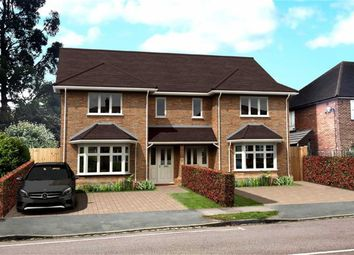 Thumbnail 4 bed semi-detached house for sale in Central Drive, St Albans, Hertfordshire