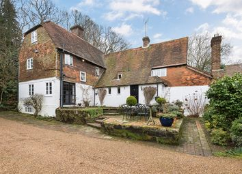 Thumbnail 4 bed detached house for sale in Boars Head, Crowborough, East Sussex