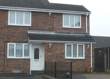 Thumbnail 3 bed semi-detached house for sale in Caterham Close, Clacton-On-Sea