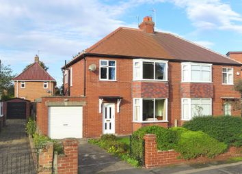 Thumbnail 3 bed semi-detached house for sale in Filey Avenue, Ripon