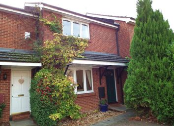 Thumbnail 3 bed terraced house to rent in Eyston Drive, Weybridge