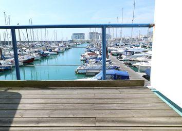 Thumbnail 1 bed flat to rent in Eastern Concourse, Brighton Marina Village, Brighton