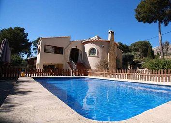 Thumbnail 3 bed villa for sale in Jesus Pobre, Valencia, Spain