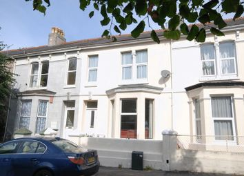 Thumbnail 4 bed terraced house for sale in Belgrave Road, Mutley, Plymouth
