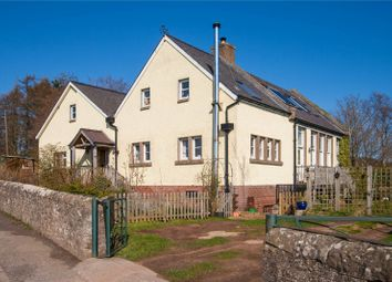 Thumbnail 4 bed detached house for sale in Old School, Pitkennedy, By Forfar, Angus