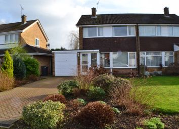 Thumbnail 3 bed semi-detached house for sale in Fairway, Nuneaton