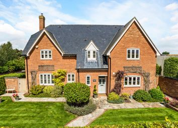Thumbnail 5 bedroom detached house for sale in Whatleys Orchard, Bishopstone, Swindon
