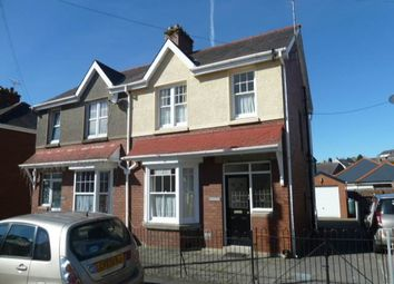 Thumbnail 3 bed property to rent in Myrddin Crescent, Carmarthen