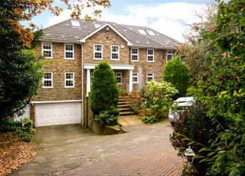 Thumbnail 7 bed detached house for sale in George Road, Kingston Upon Thames