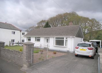 Thumbnail 3 bedroom detached bungalow to rent in School Road, Crynant, Neath