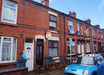 Thumbnail 2 bed terraced house for sale in Birks Street, Stoke-On-Trent, Staffordshire