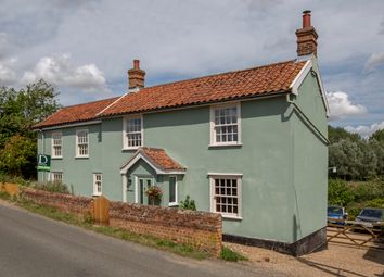 Thumbnail 4 bed cottage for sale in Low Road, Earl Soham, Woodbridge