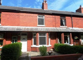Thumbnail 2 bed terraced house for sale in Willow Grove Park, Sandy Lane, Preesall, Poulton-Le-Fylde