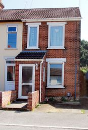 Thumbnail 3 bed end terrace house to rent in Camden Road, Ipswich