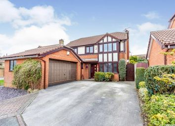 Thumbnail 4 bed detached house for sale in Bambers Walk, Wesham, Preston, Lancashire