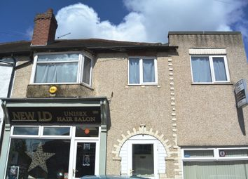 Thumbnail 3 bedroom flat to rent in Bleakhouse Road, Oldbury