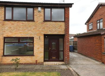Thumbnail 3 bed semi-detached house for sale in Aldridge Close, Hawkley Hall, Wigan