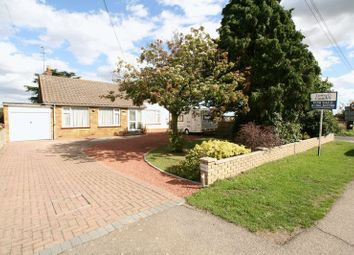 Thumbnail 4 bed bungalow for sale in Plough Road, Great Bentley, Colchester