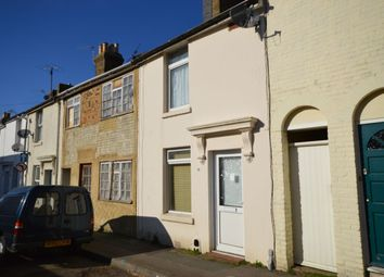 Thumbnail 2 bed terraced house to rent in Minster Road, Faversham