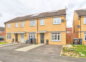 Thumbnail End terrace house for sale in Aidan Court, Middlesbrough