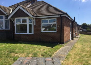 Thumbnail 3 bed bungalow to rent in Canons, Northampton