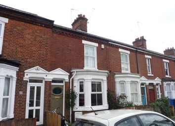Thumbnail 3 bed terraced house for sale in Portersfield Road, Norwich