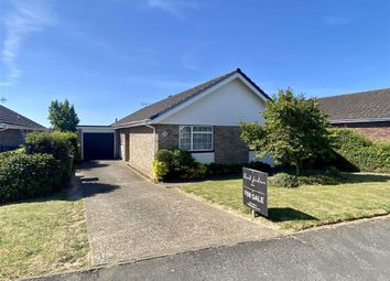 Thumbnail 3 bed detached bungalow for sale in The Ridings, Seaford, East Sussex