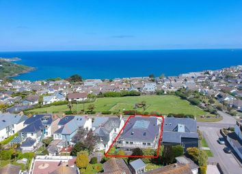 Thumbnail 1 bed flat for sale in St. Ives Road, Carbis Bay, St. Ives, Cornwall
