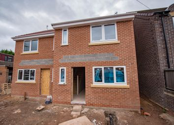 Thumbnail 3 bed detached house for sale in Norman Road, Mapperley, Nottingham